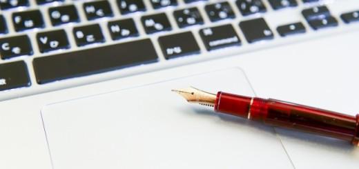 PCとペン